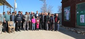 """Başkan Turgut: """"Hizmetlerimizi vatandaşlarımızla birlikte belirliyoruz"""""""