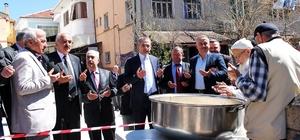 Tosya'da 5 bin kişiye pilav dağıtıldı