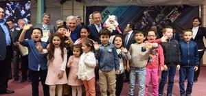Başkan Uğur Pazarcı esnafıyla buluştu