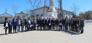 Süloğlu'nda süt sığırı yetiştiricileri kursu tamamlandı