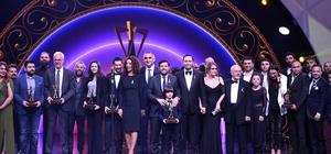 Beşiktaş Belediyesi'ne en iyi etkinlik ödülü