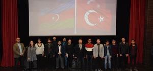 Azerbaycan Türk Soykırımı anma programı düzenlendi