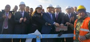 Biga MYO yeni binasının temel atma töreni gerçekleştirildi