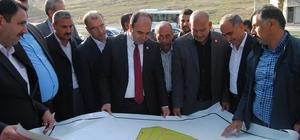 Eyyübiye'ye 106 dönümlük Yenice Mesire Alanı yapılıyor
