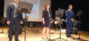 Eskişehir Anadolu Kültür ve Dayanışma Derneği'nin ''Bir Türkü Bir Hikaye'' isimli konser programı