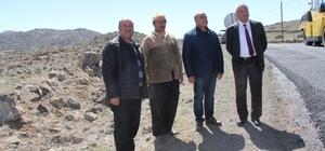 İncesu Belediyesi'nin 2017 yılı hedefi 20 bin ton sıcak asfalt