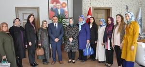 Milletvekili Nergis'den Başkan Cabbar'a ziyaret