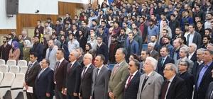 """Elazığ'da 'Mühendislik Öğretiminde Kalite""""  paneli düzenlendi"""