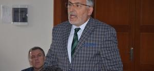 Başkan Bozkurt'tan Büyükşehir Belediyesinin ilçede çayıra sondaj vurduğu iddiası