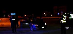 """Tosya """"Huzur"""" operasyonuna detektör köpek damga vurdu"""