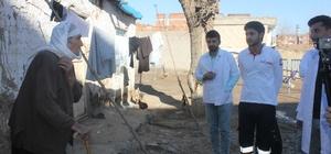 Bismil Belediyesi yaşlılara yönelik evde bakım hizmeti başlattı