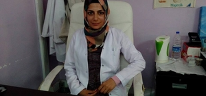 Dargeçit Devlet Hastanesine yeni diş hekimi atandı