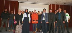 Osmaniye'de istiridye mantarı yetiştiriciliği kursu açıldı