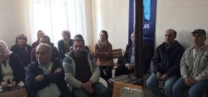 Gökçeada'da girişimcilik kursu düzenlendi