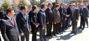 Vali Çınar'dan Mutki'ye ziyaret