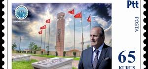 PTT'den Taşköprü Belediyesine özel pul çalışması