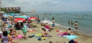 Tekirdağ plajlarına Mavi Bayrak çalışması