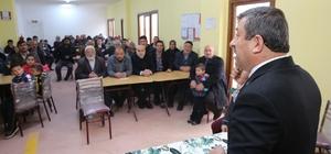 Başkan Karabacak, Piri Reis Mahallesi sakinleri ile bir araya geldi