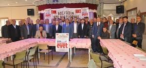 """Bolvadin'deki 62 STK referanduma """"evet"""" diyeceklerini açıkladı"""