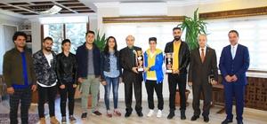 DÜ Futsal Erkek Takımı 'ÜNİLİG' grup şampiyonu oldu
