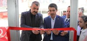 Şemdinli'de MHP bürosu açıldı