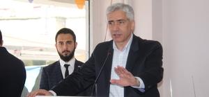 Ensarioğlu Silvan'da seçim çalışmalarına katıldı