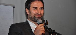 """""""Yeni Türkiye Yolunda Cumhurbaşkanlığı Sistemi"""" konferansı"""