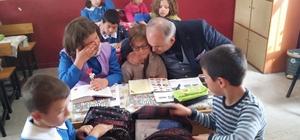 Küçükdere İlkokuluna BENGİ ziyareti