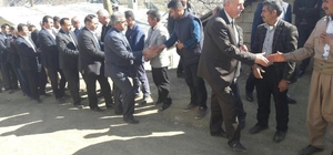 Hakkari'de referandum çalışmaları