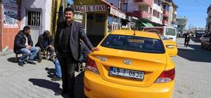 Vartolu taksiciler ÖTV'siz aldıkları araçlardan memnun