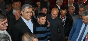 AK Parti'li Konuk, referandum çalışmalarını sürdürüyor