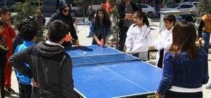 Dünya Masa Tenisi Günü
