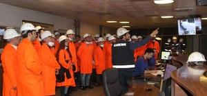 3. Uluslararası Demir Çelik Sempozyumu KARDEMİR gezisi ile sona erdi