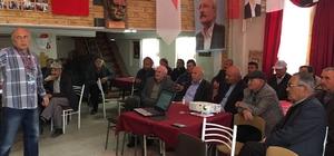 CHP Eskişehir İl Yönetiminden Sandık Güvenliği eğitimleri