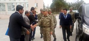 Adana Jandarma Bölge Komutanı deprem bölgesinde