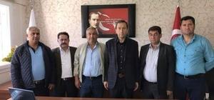 Başkan Çakıroğlu ulaştırma odasını arsa sahibi yaptı