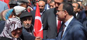 Adalet Bakanı Bozdağ Kırıkkale'de