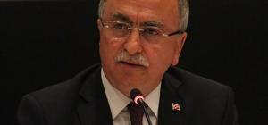 TBMM FETÖ'nün Darbe Girişimini Araştırma Komisyonu Başkanı Petek: