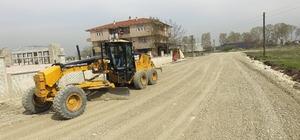 Başiskele'ye 3 bin 500 adet asfalt serildi