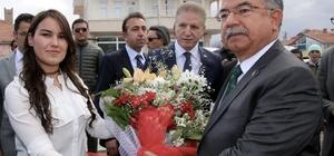 Milli Eğitim Bakanı Yılmaz, Sivas'ta: