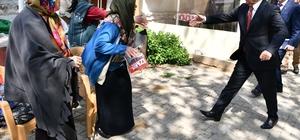 Başkan Kocaoğlu, köy ve mahalle gezilerine devam ediyor