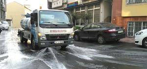 Beyoğlu'nda bahar temizliği