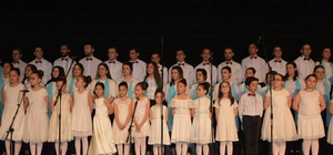 Fatsa'da 'Türk Sanat Müziği Gençlik ve Çocuk Korosu' konseri