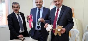 Gaziemir'de organik oyuncak üretimi