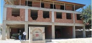 Yarım kalan Darende Yeniköy Konağı Malatya Büyükşehir Belediyesi tarafından yaptırılacak