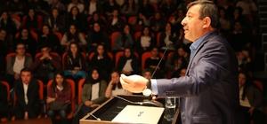 Başkan Karabacak, gençlerle buluştu