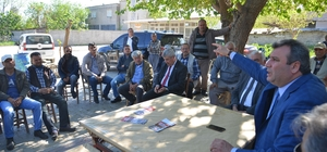 """MHP'li Varlı: """"Mutlaka sandığa gidelim, tercih hakkımızı kullanalım"""""""