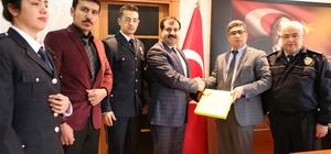 Türk Polis Teşkilatının 172. Yılı ve Polis Haftası etkinlikleri