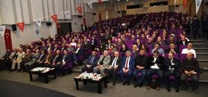 Trabzon'da 'Anayasa Değişikliği ve Cumhurbaşkanlığı Hükümet Sistemi' konulu konferans düzenlendi