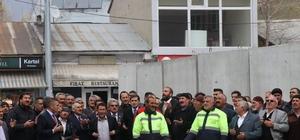Tutak Belediyesi havaların ısınmasıyla birlikte çalışmalara yeniden başladı